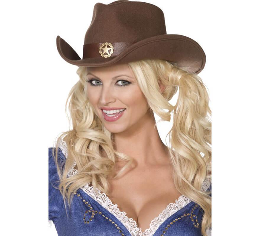 b640a085e0 Gorros y Sombreros para Disfraces de Indios y Vaqueros del Oeste