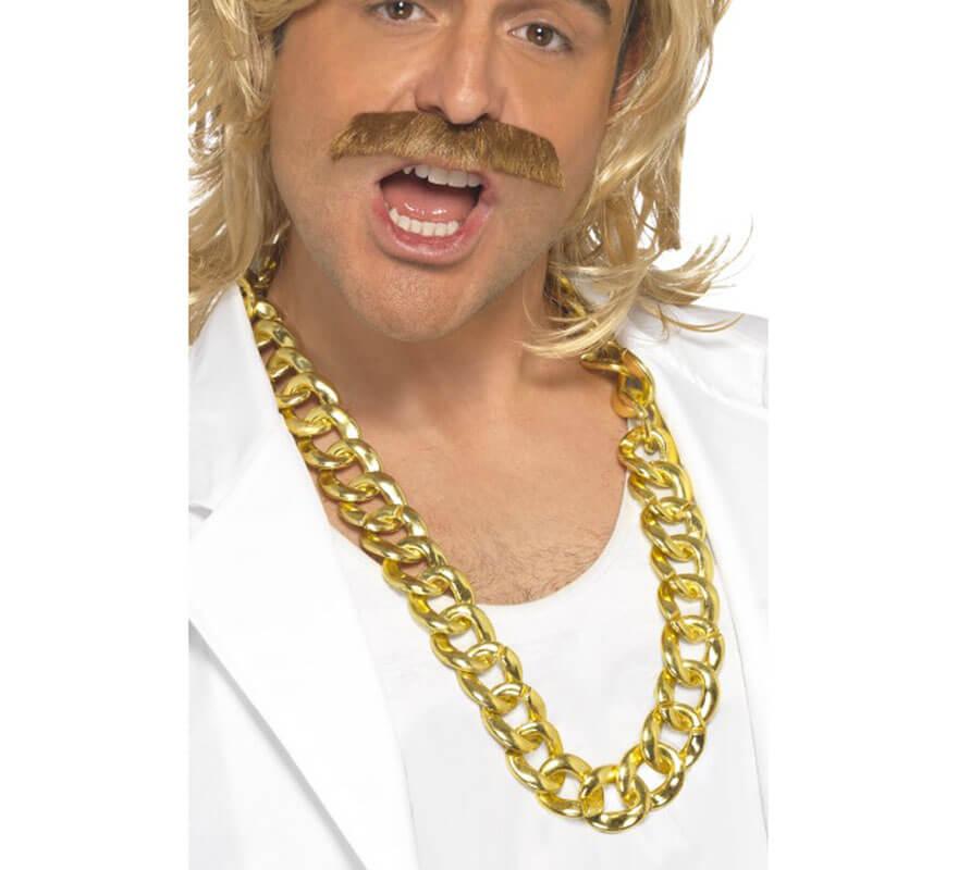 distribuidor mayorista dbfd2 c397c Cadena o Collar Grueso de imitación Oro