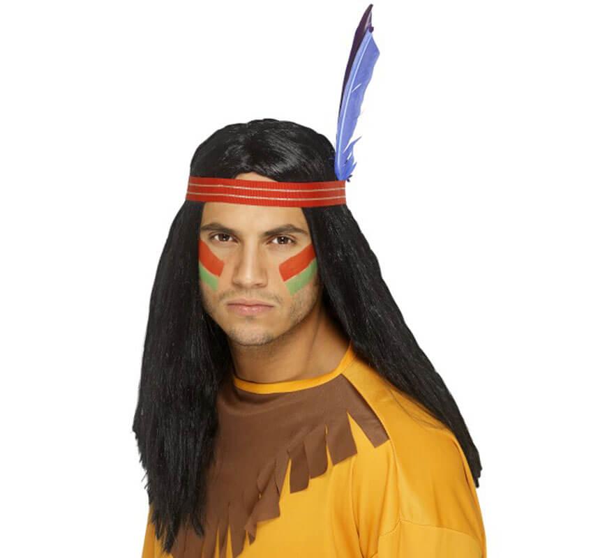 Accesorios Para Disfraces De Indios Y Vaqueros Del Oeste Gran Varie - Disfraz-india-americana
