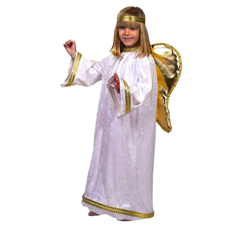 Disfraz Angelito para nios