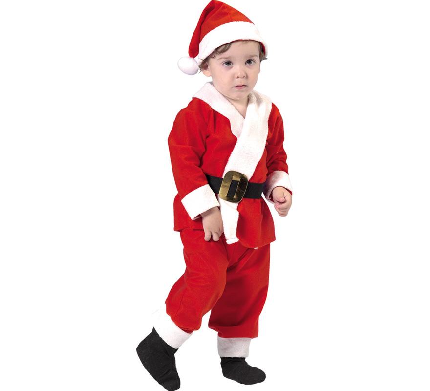 Disfraz de papa noel para bebe talla 18 meses - Disfraz papa noel nino ...