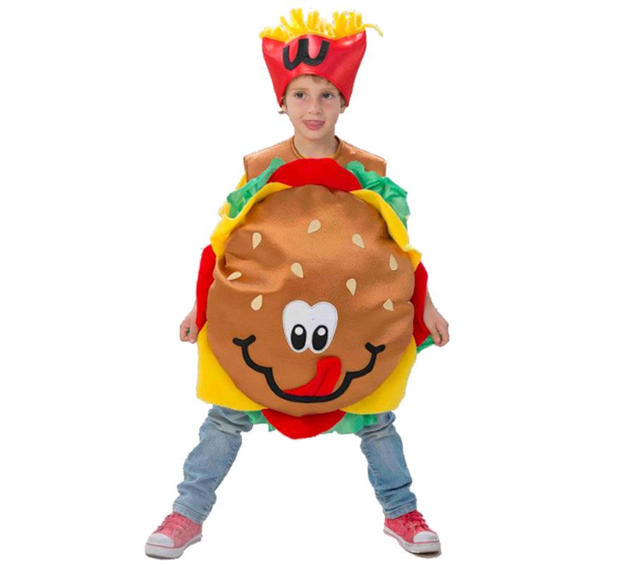Disfraz de hamburguesa para ni os - Disfraces de duendes navidenos para ninos ...
