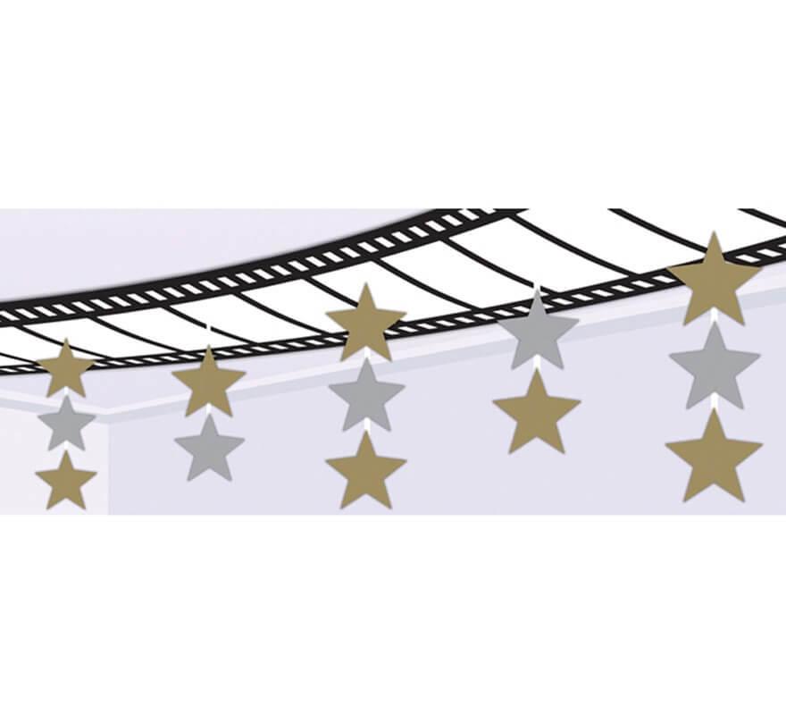 Decoraci n para techo con estrellas de 240 x 30 cm - Decoracion con estrellas ...