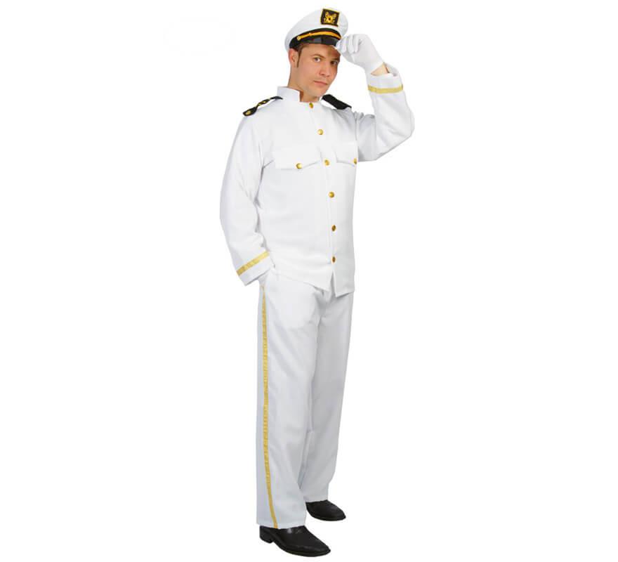 Disfraz de Capitán de Yate hombre