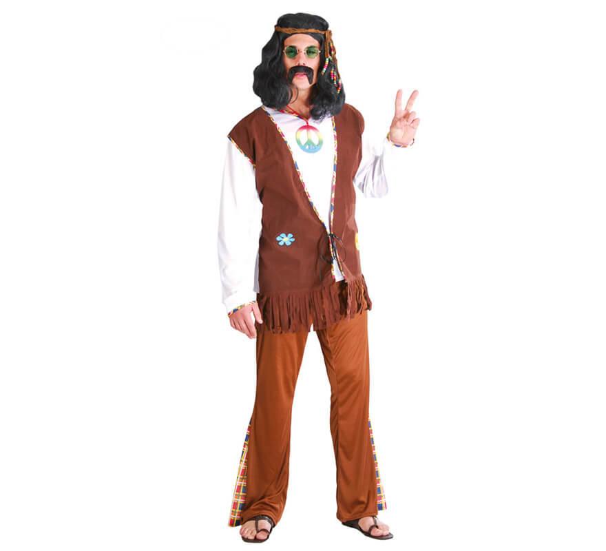 Hippie Déguisement Déguisement Homme Pour Hippie bgf76y