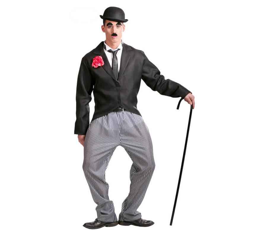 Disfraz de Charlie Chaplin para hombre adulto