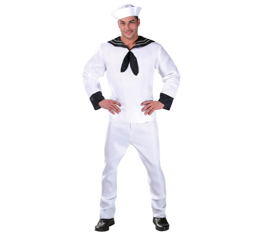 Disfraz de marinero adulto luna