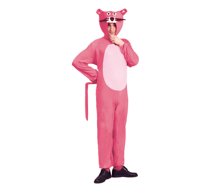 Disfraz para hombre de Pantera rosa