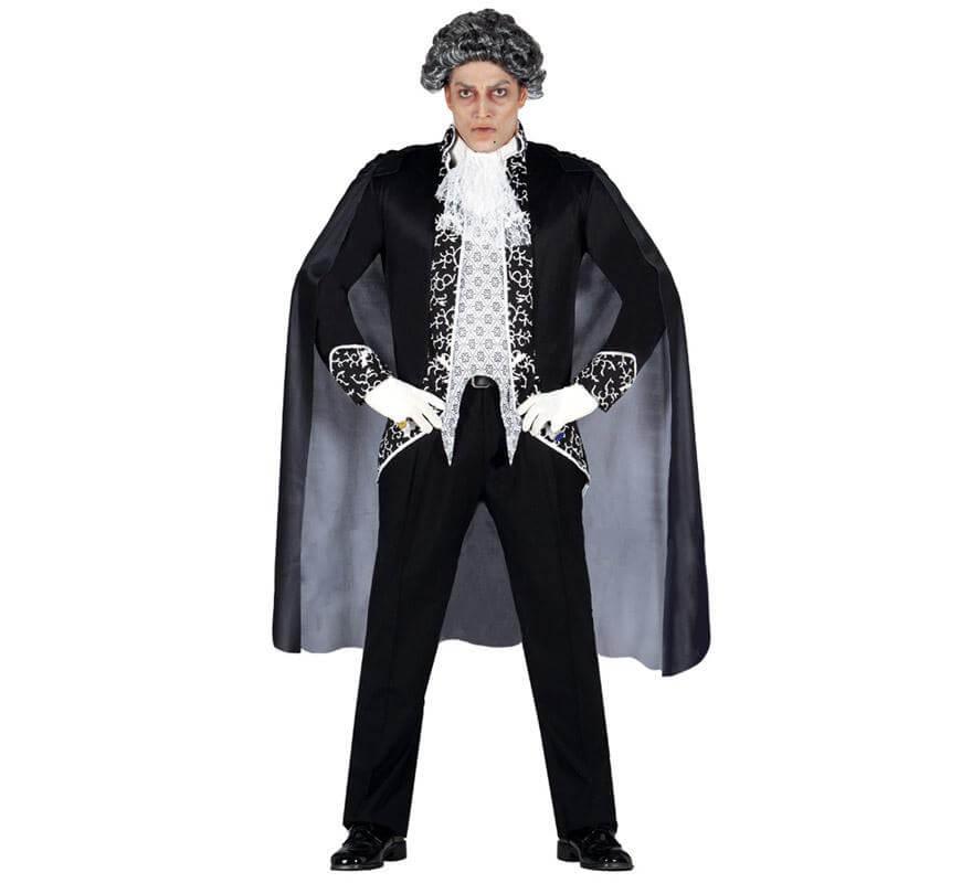 disfraz hombre halloween