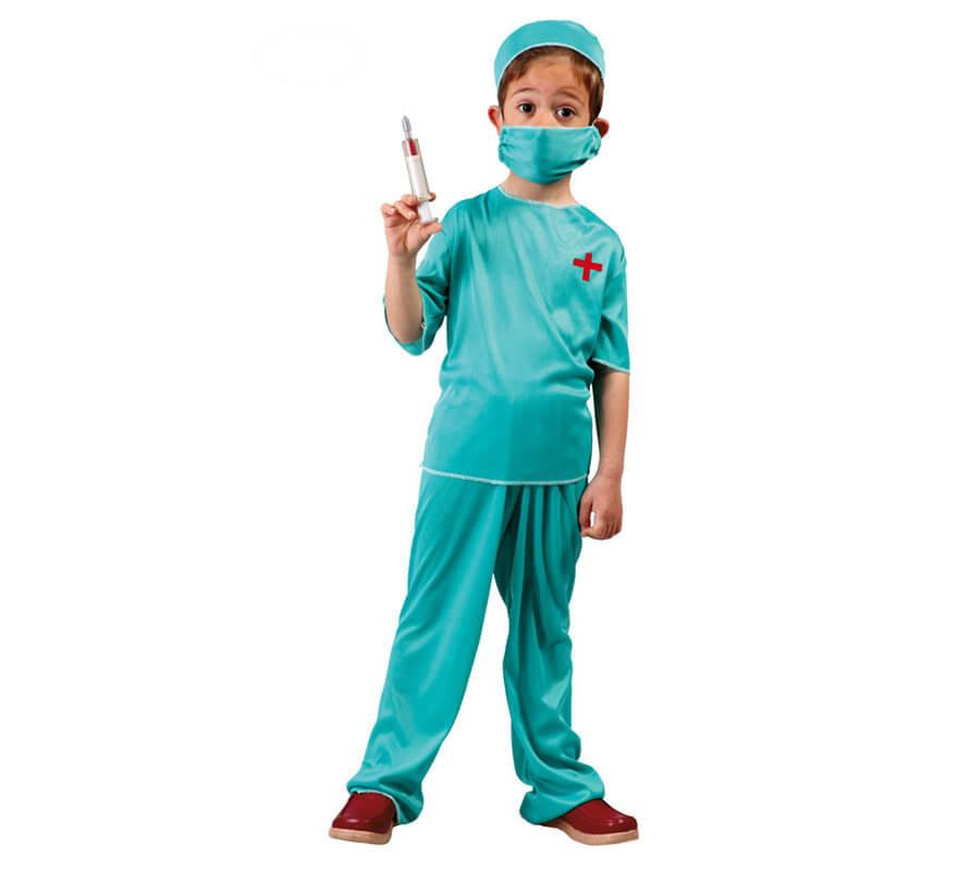 Disfraz Médico Cirujano para niños