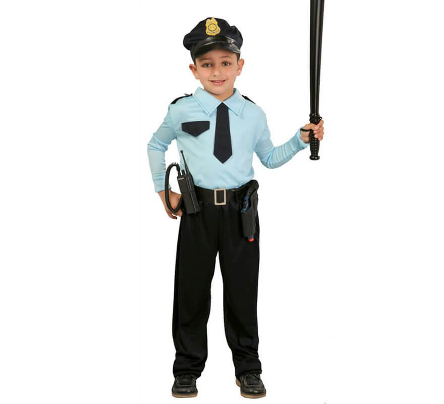Disfraces Disfraz Presos Tu · Para Policía Disfrazzes De Y Niño En qT6BZ