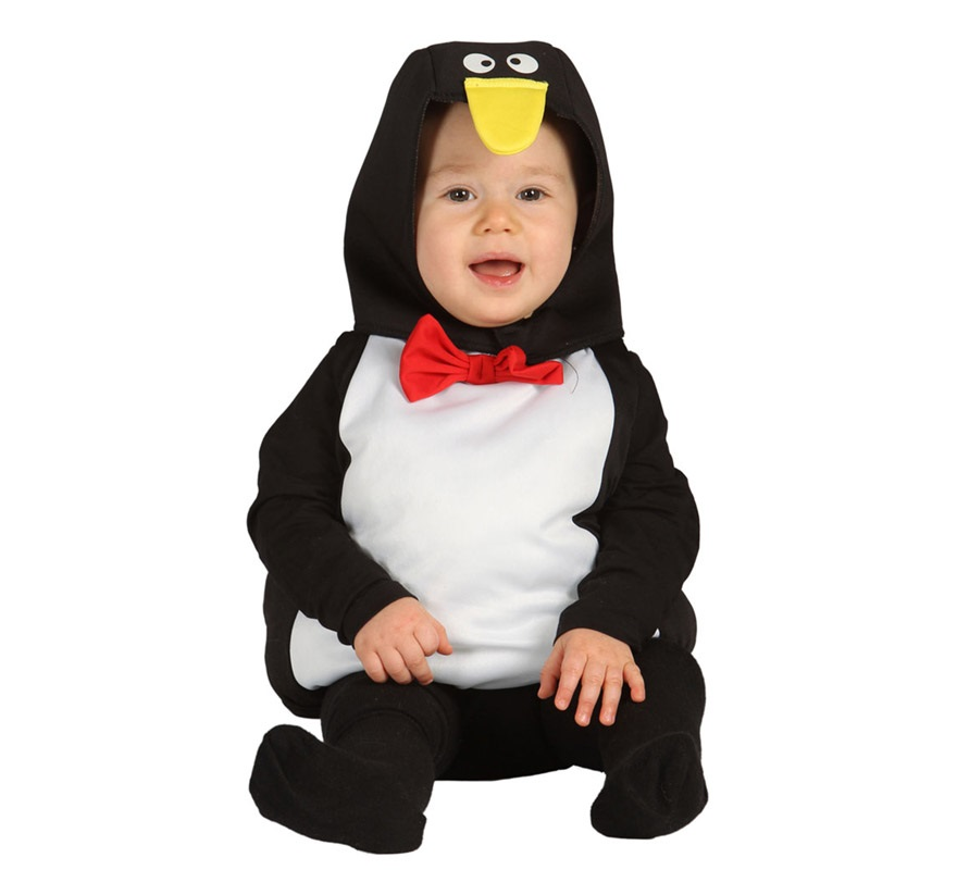 Disfraz de ping ino para beb s - Humidificador casero bebe ...