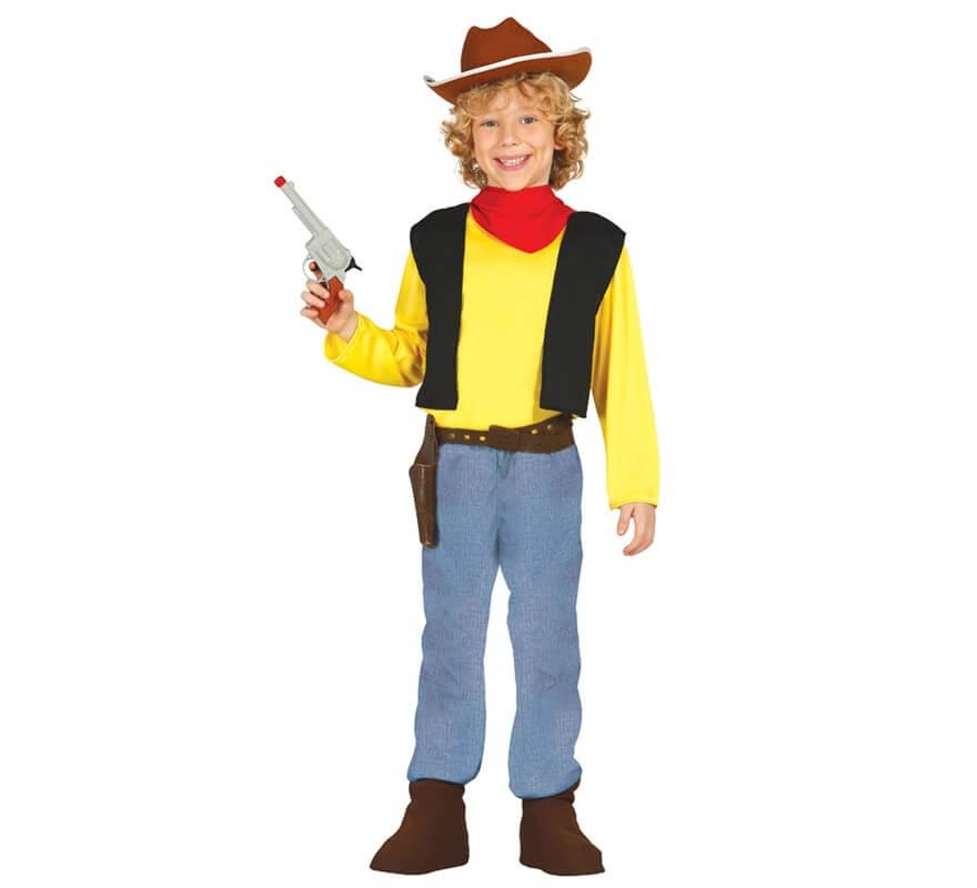 Disfraz de Pistolero o Cowboy para Niños 1605c91f9fe
