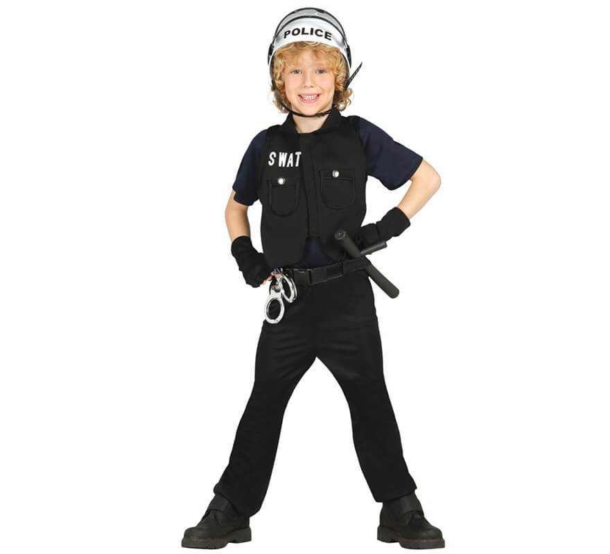 Disfraz polic a swat para ni os - Disfraces de pina para ninos ...