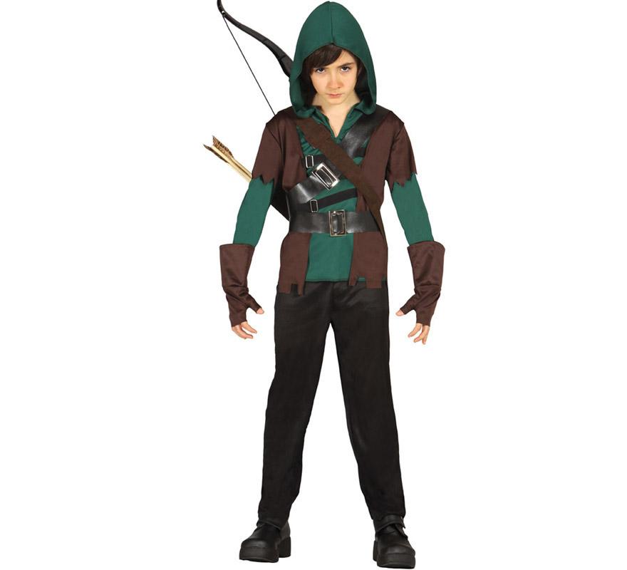 Disfraz de arquero para ni os - Disfraz elfo nino ...
