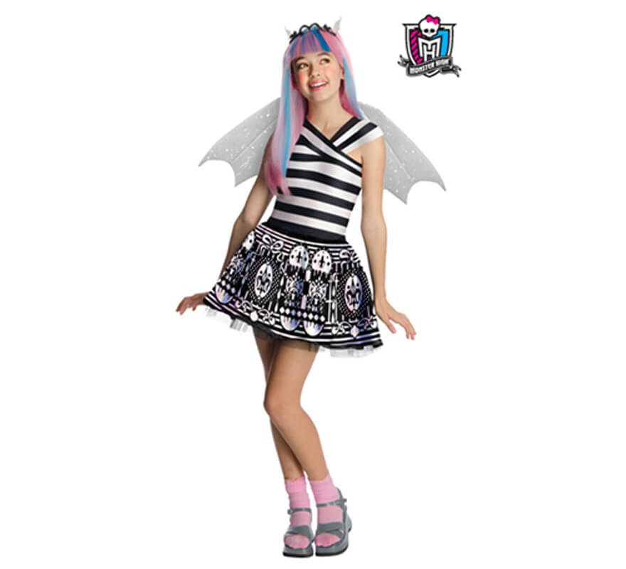 Disfraz de Rochelle Goyle de las MONSTER HIGH
