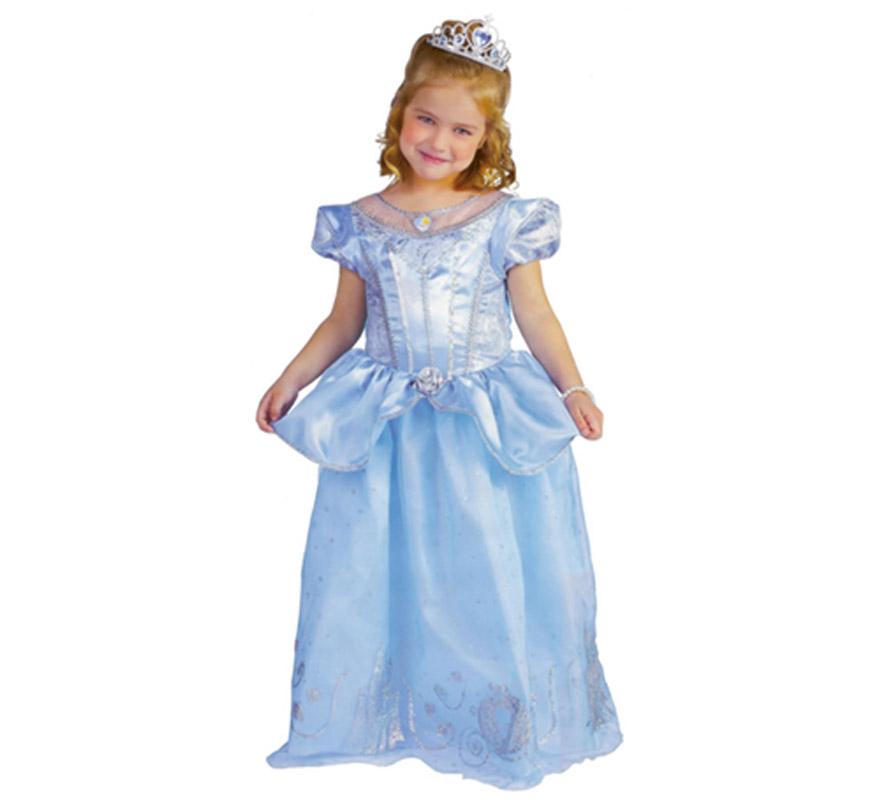 para niñas de Cenicienta Aniversario de 3 a 4 años
