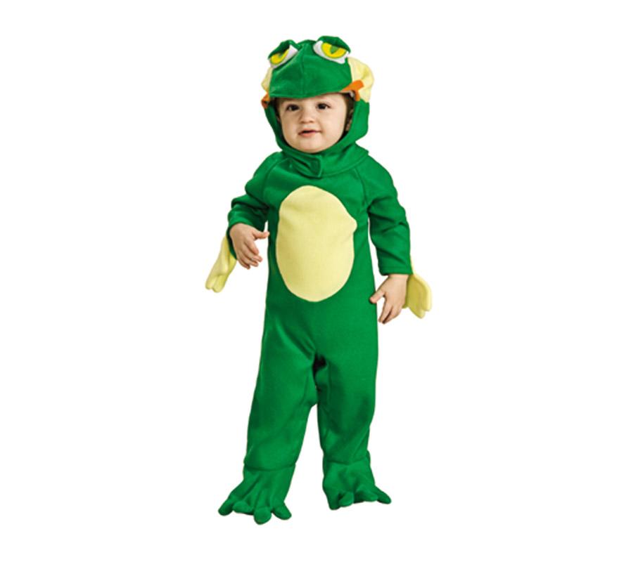 Disfraz de Ranita para bebés de 6 a 12 meses 204c8bac8eb