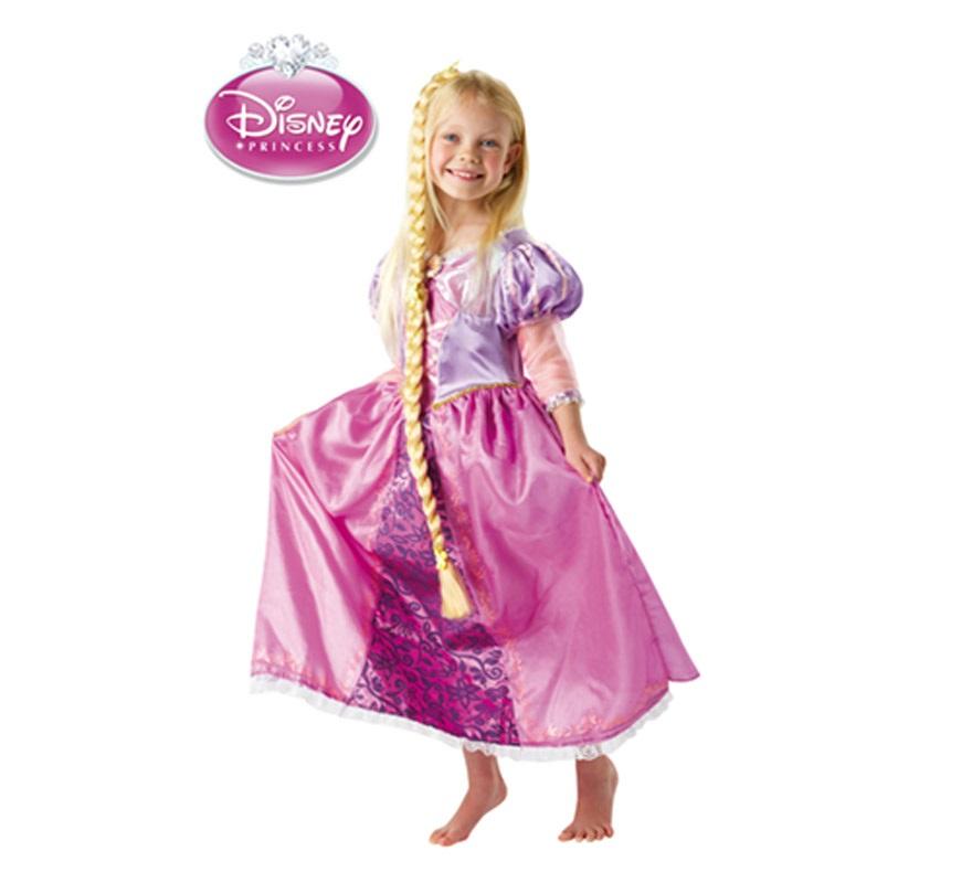 de Rapunzel Deluxe para niñas
