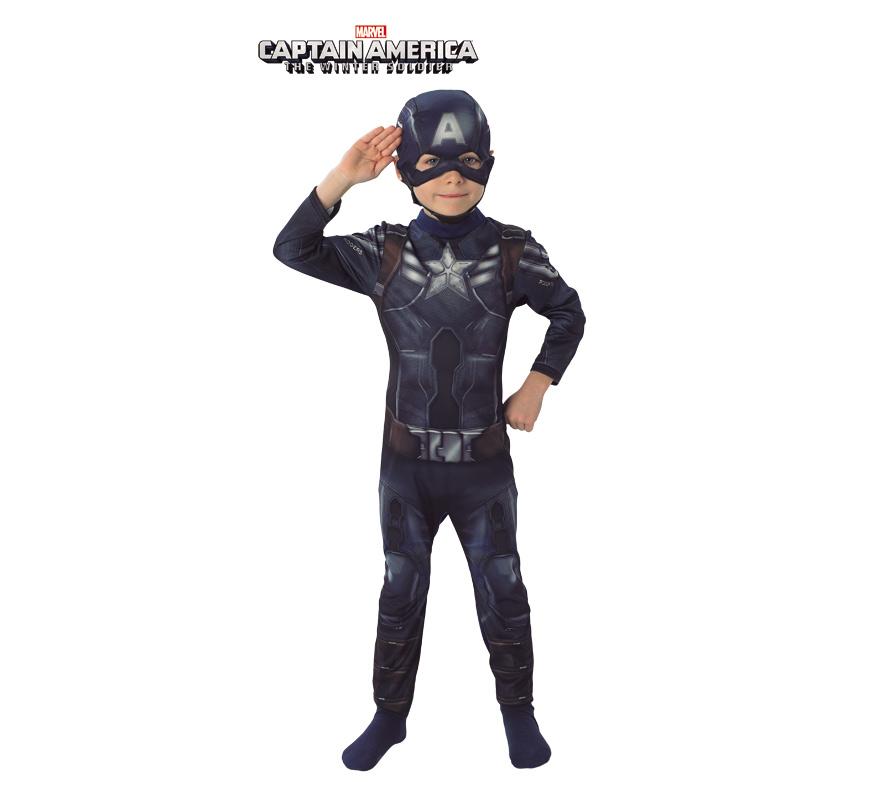 Disfraz Capitán América Classic para Niño