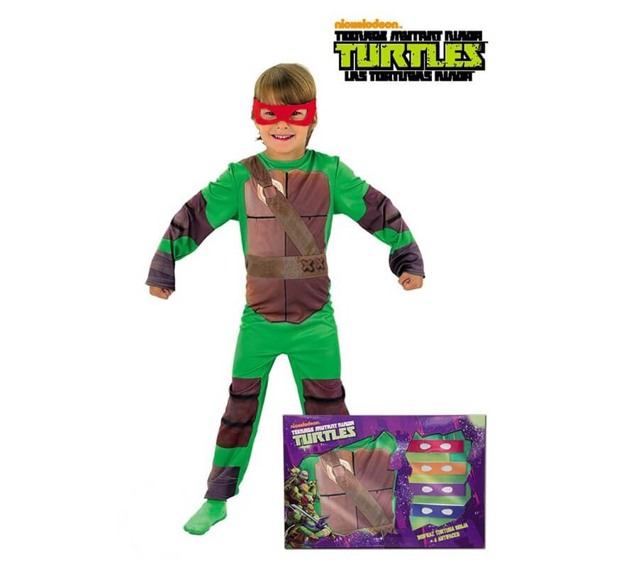 disfraces de tortugas ninja para ninos