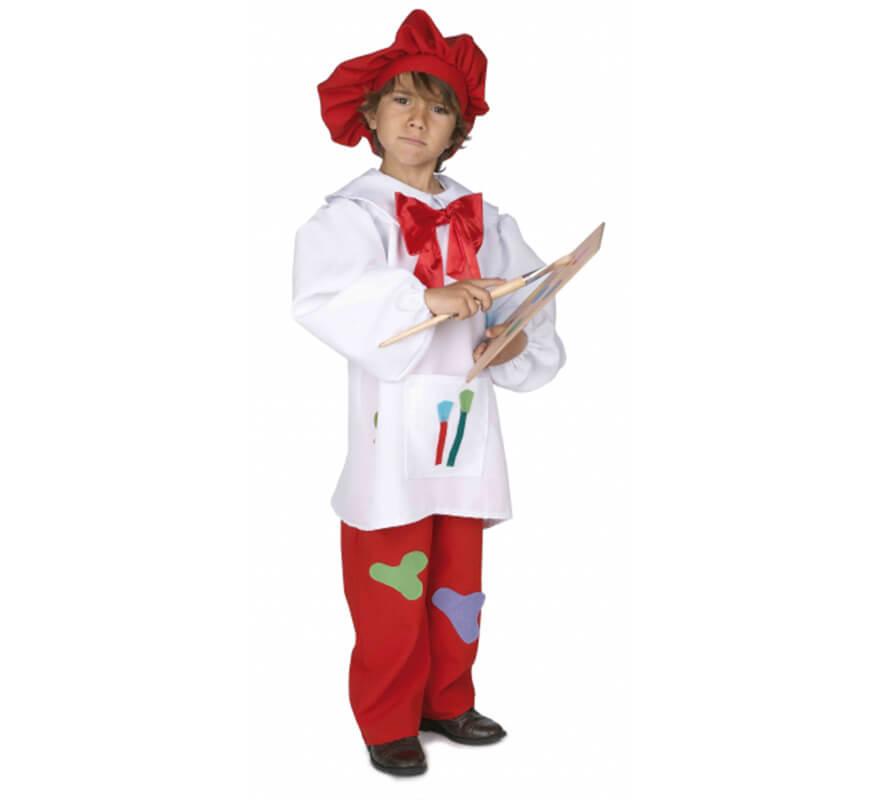 Disfraz de pintor para ni os - Infantiles para ninos ...