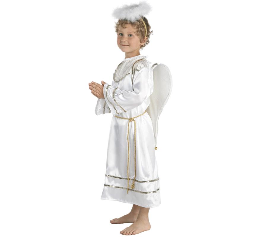 Disfraz de angelito para ni os - Trajes de angelitos para ninos ...