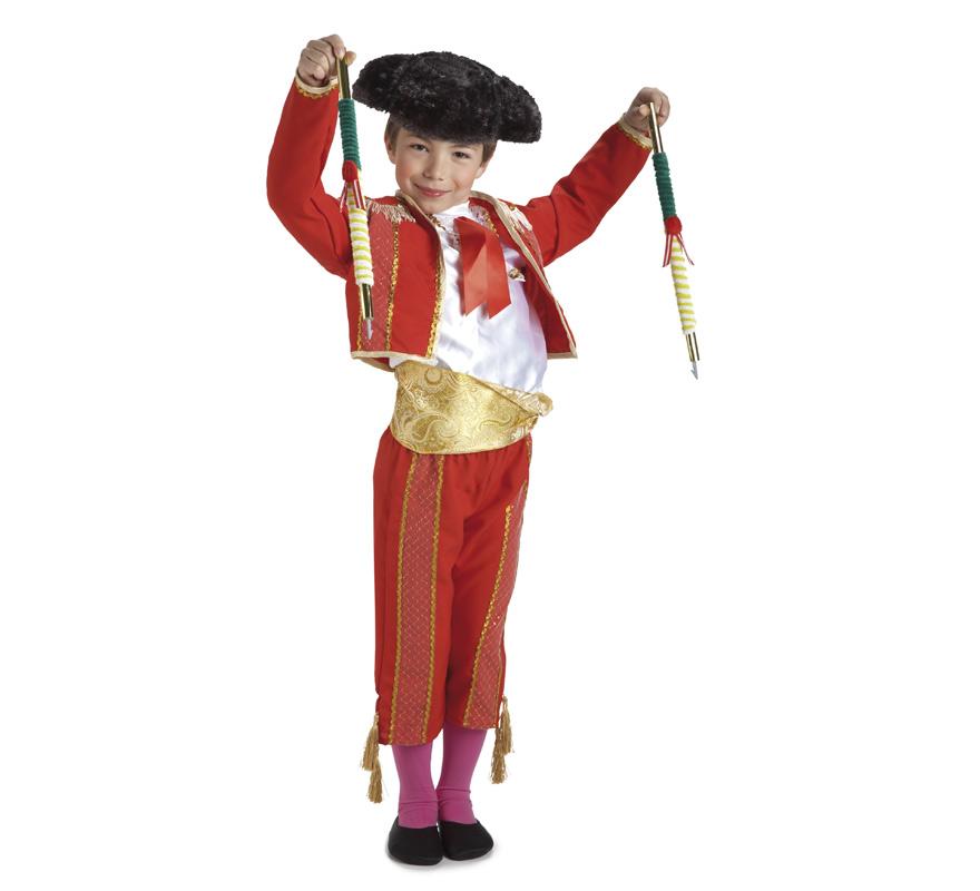 Disfraz de Torero para niños 72916d3fc05