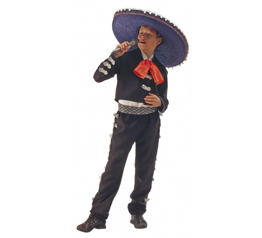 Disfraz de Mexicano o Mariachi para niños ccdd24a596f