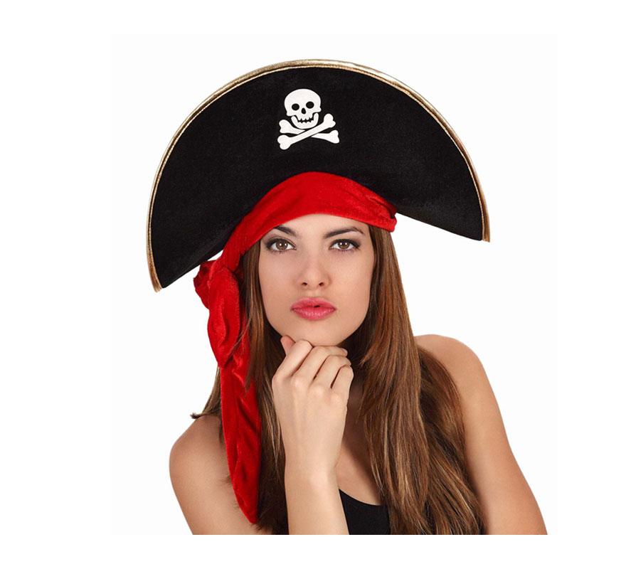 Sombrero Pirata con calavera 68e0969743a
