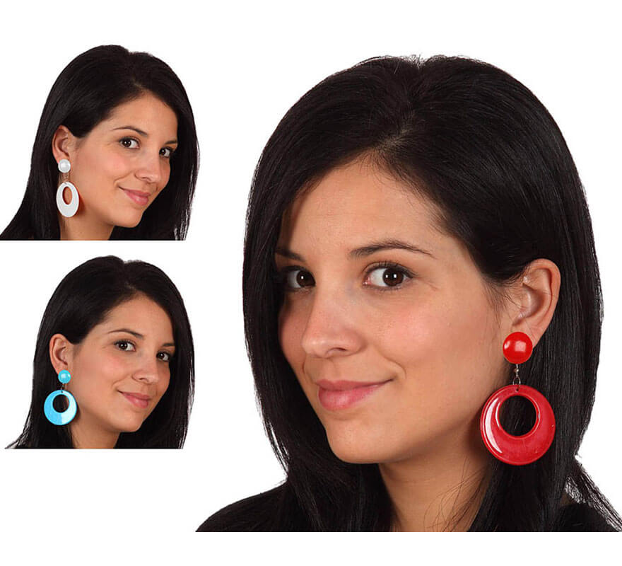 61990757b183 Pendientes gitana gypsy mujer - 2.99 €