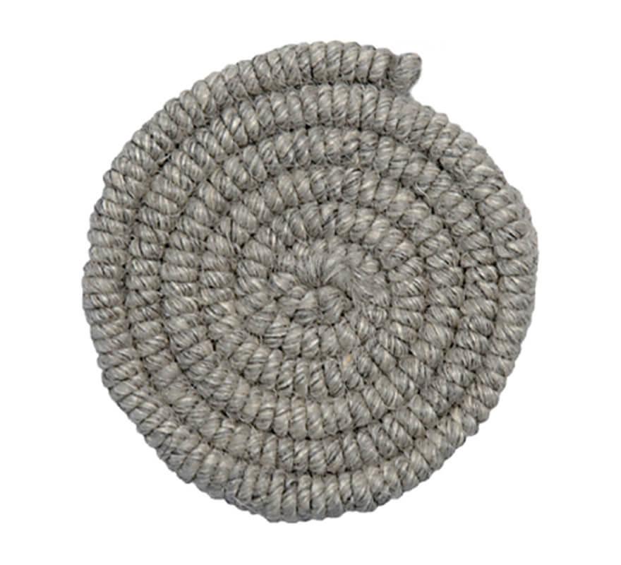 Crepe de lana GRIS CLARO para barbas y postizos 3f0a51f04de