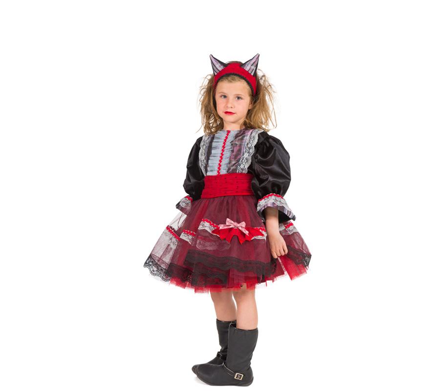 disfraz de diablesa para nia