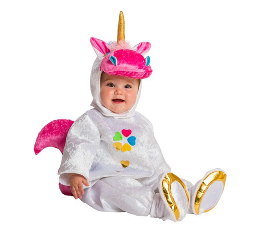 Disfraz o pelele unicornio para beb s de 10 meses for Recamaras de unicornio para ninas
