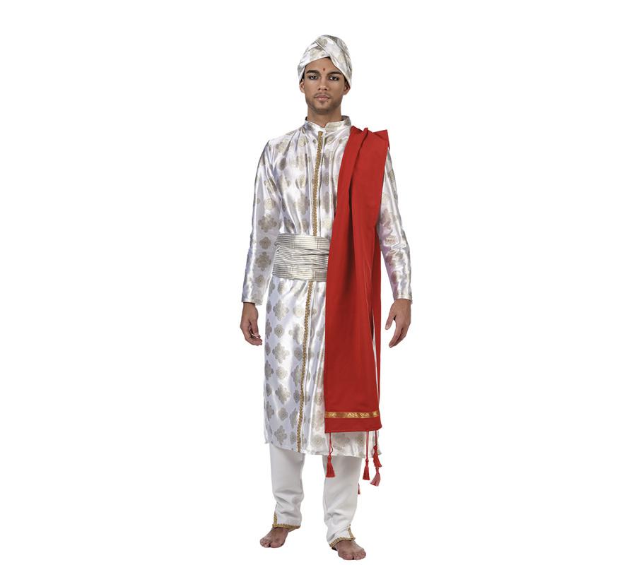 Resultado de imagen para traje tipico de la india para hombre