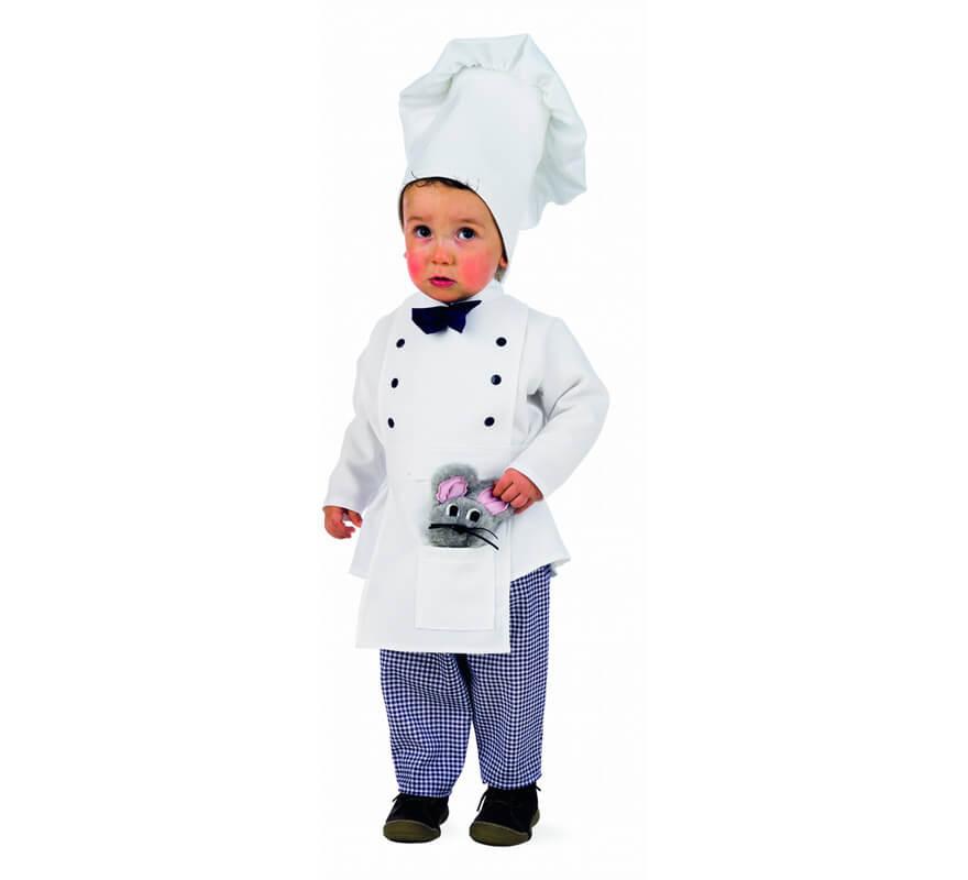 7fbff92ed02 Disfraz de Cocinero para niño