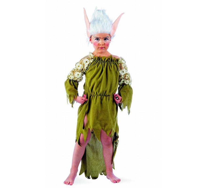 disfraz de elfa nadia deluxe nia varias tallas