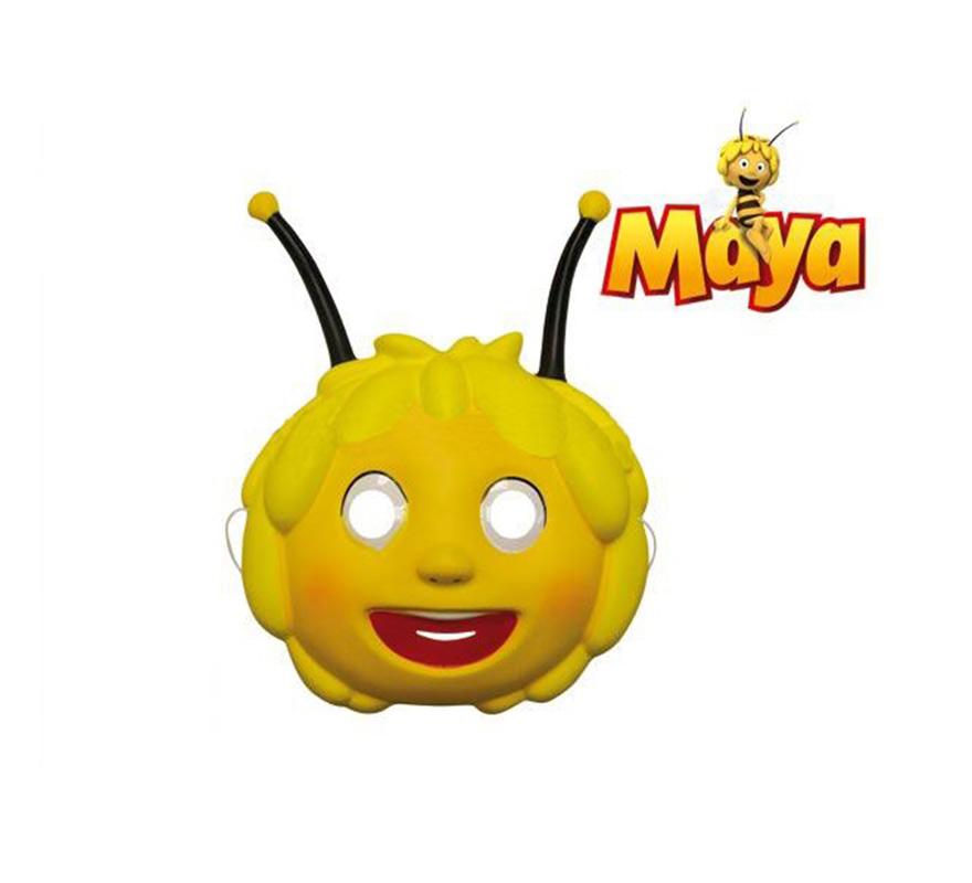 masque maya l 39 abeille en plastique pour enfants. Black Bedroom Furniture Sets. Home Design Ideas