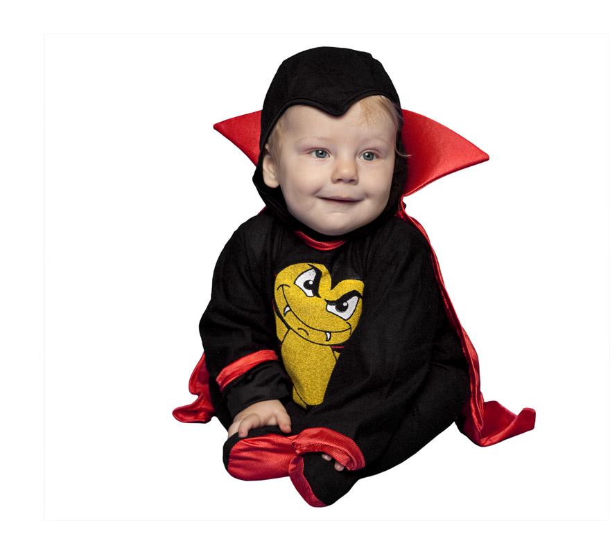 Disfraz de Vampiro bebé de 6 a 12 meses Halloween