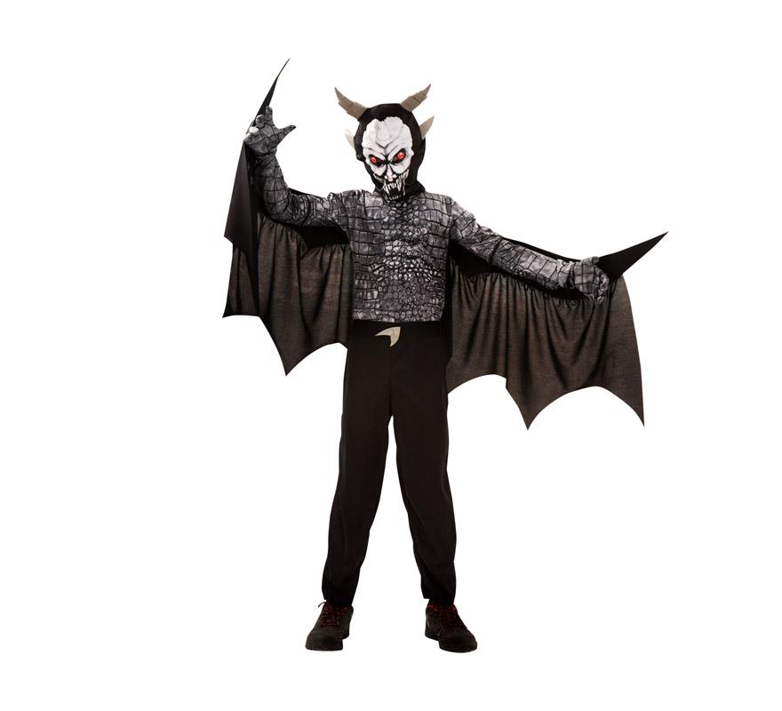 Disfraz de monstruo alado para ni os for Disfraces de bichos