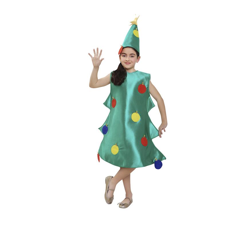 Disfraz de rbol de navidad para ni os - Disfraz de navidad para bebes ...