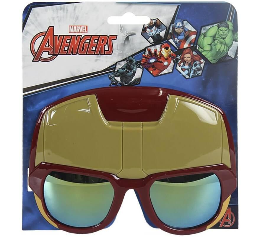 e3a5c0781b Gafas de Sol con media máscara de IronMan