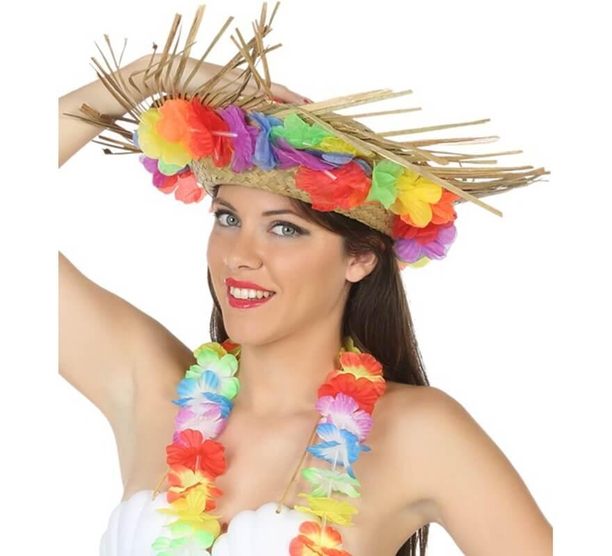 Sombrero de Paja Rosa ce93394bb88