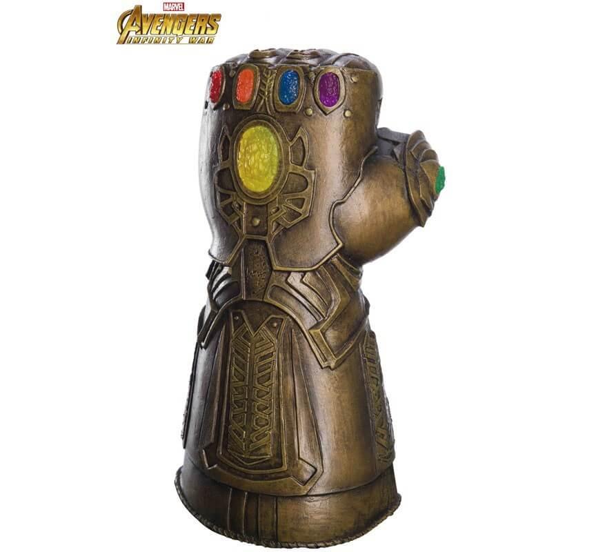 Guantelete del Infinito de Thanos de los Vengadores para adultos