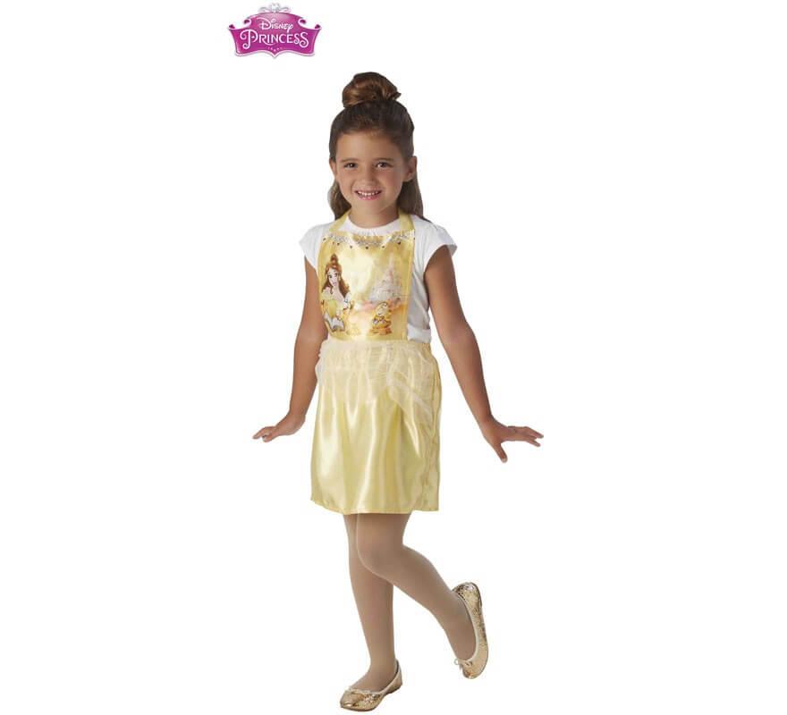 Kit De Bella Para Niña Vestido Y Tiara