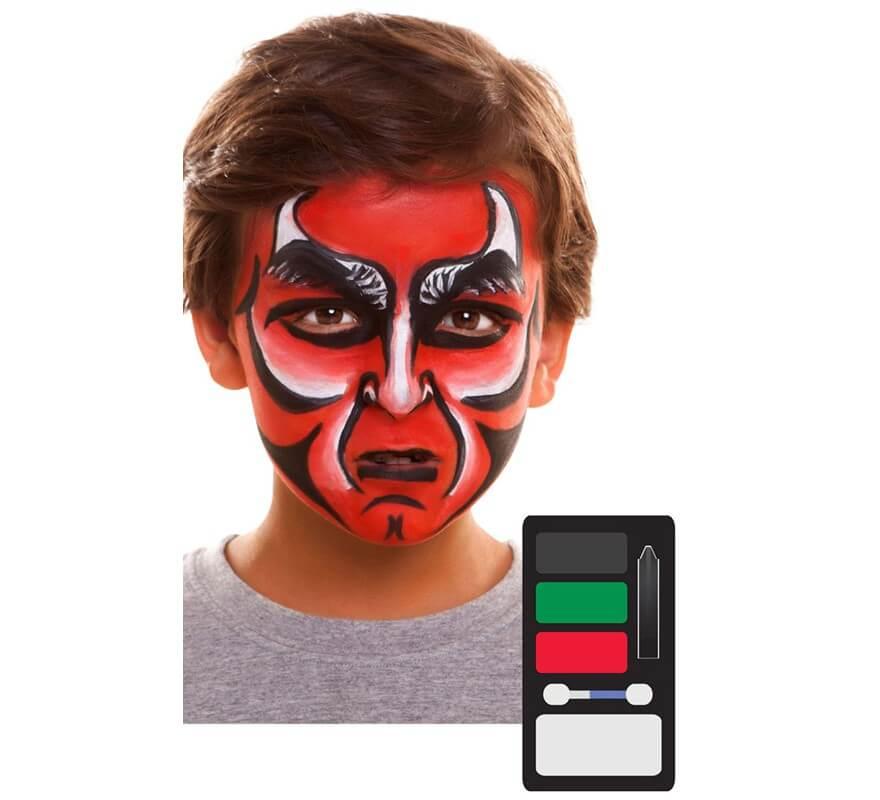 kit de maquillaje de demonio - Maquillaje Demonio