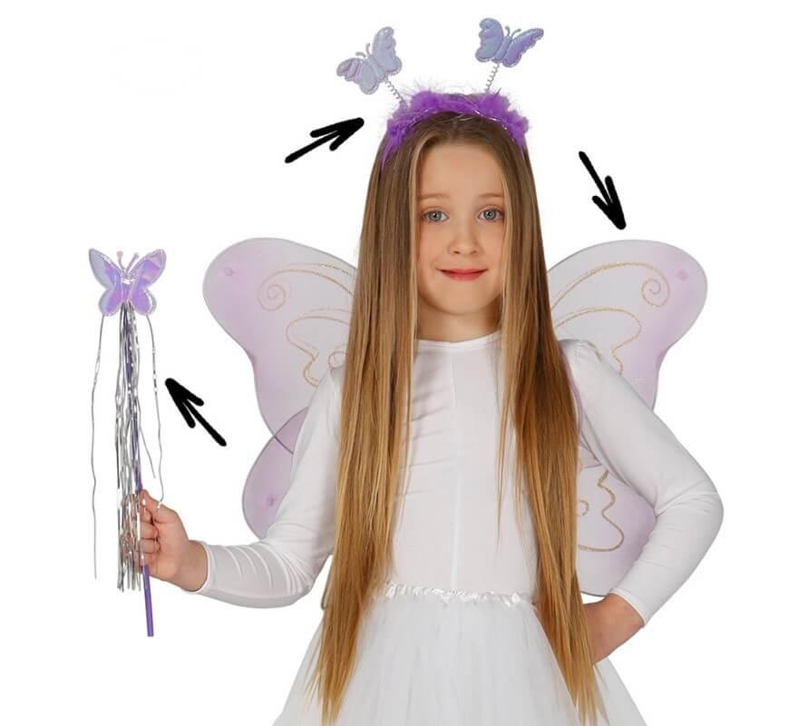 Alas Para Disfraces Las Alas Que Le Faltan A Tu Disfraz - Disfraz-angel-nia