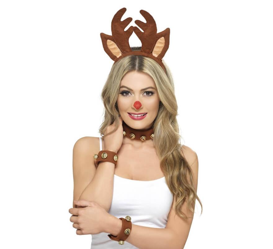 Disfraz de reno para mujer - Disfraz de reno nina ...