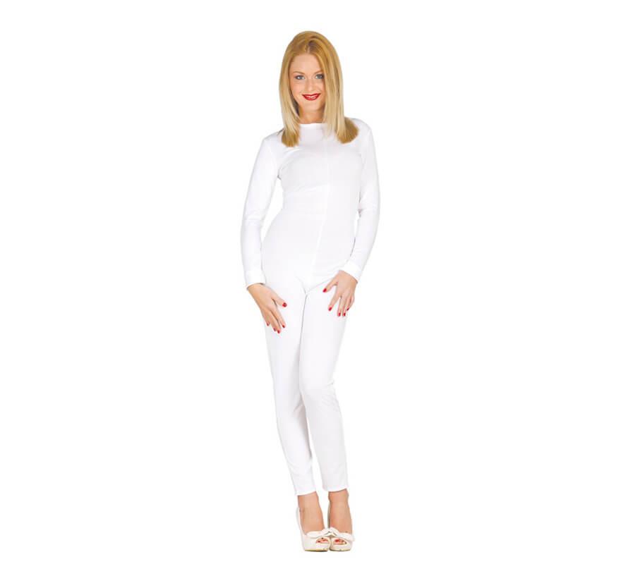 Mono Color Blanco Spandex XL HW8Q87