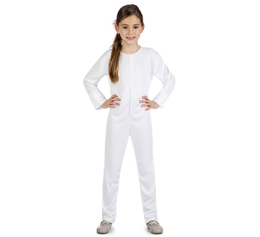 Spandex Mono Blanco Couleur Ml q570Kzc7JR